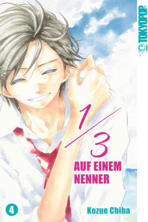 TOKYOPOP Manga Cover 1/3 - Auf einen Nenner Band 04