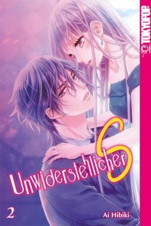 TOKYOPOP Manga Cover: Unwiderstehlicher S